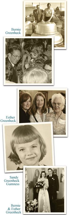 Bernie & Esther's Story