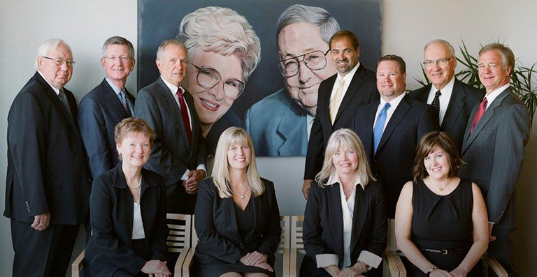 BA Esther Foundation Board of Directors